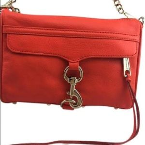EUC: Rebecca Minkoff Mini mac crossbody Bag